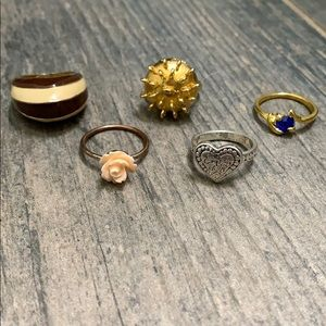 Ring for Every Finger Bundle
